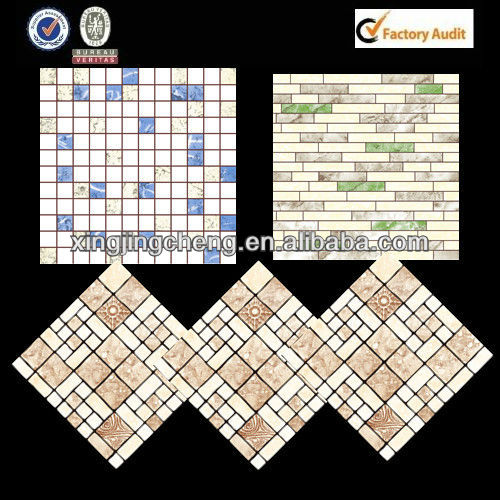 300x300 glass porcelain onyx polished crystal tile