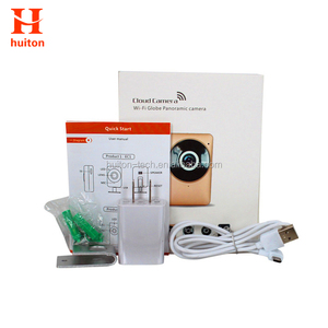 MINI Size HD 720P 25 Frames motion detection wifi spy ip camera support 128gb micro sd cards