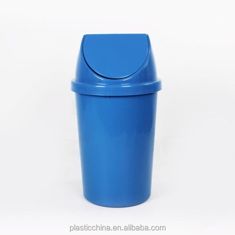 50liter Kitchen Trash Bin Compost Bin With Swing Lid Dustbin Push Lid Trash  Bin   Buy Push Lid Trash Bin,Trash Bin With Swing Lid,50l Kitchen Bin  Product On ...