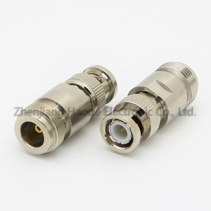 N to Bnc female to male rf connector adaptor