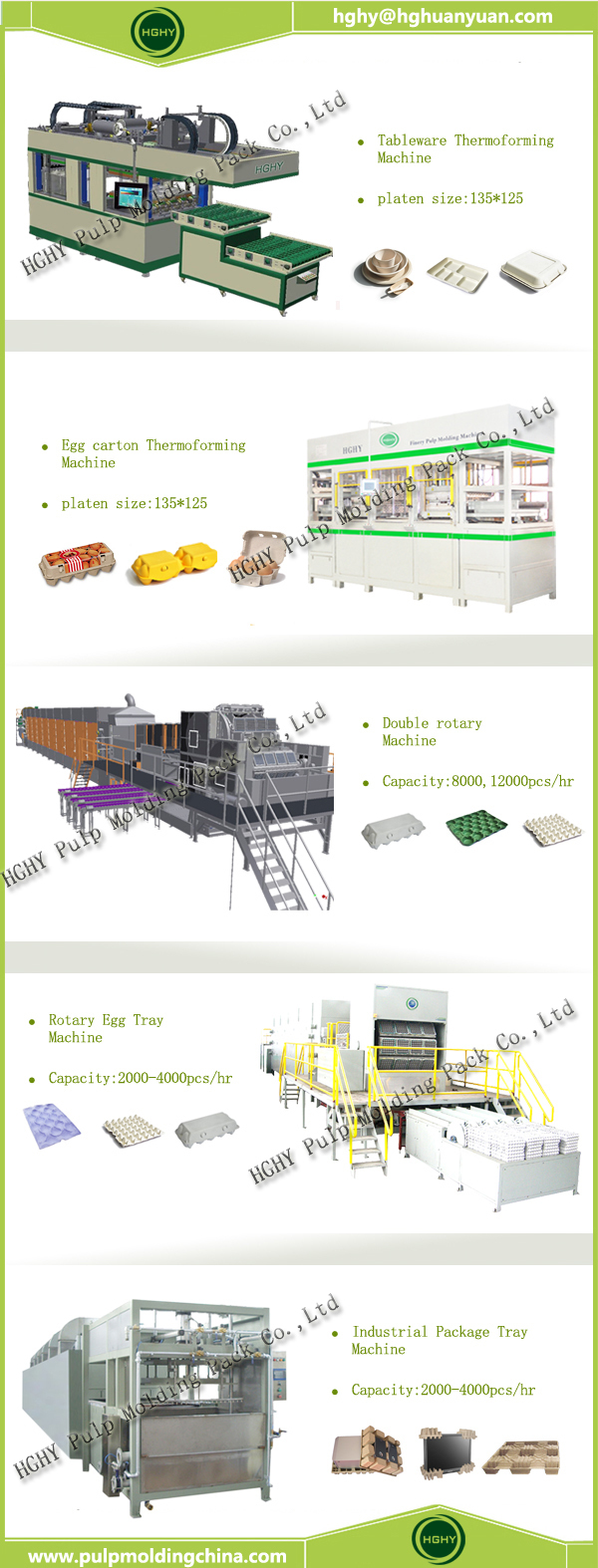 paper pulp moldig egg tray machine quail egg tray machine