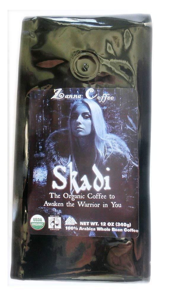 Skadi the Organic Coffee to Awaken the Warrior in You!