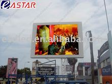 Eastar Outdoor full color LED panel display
