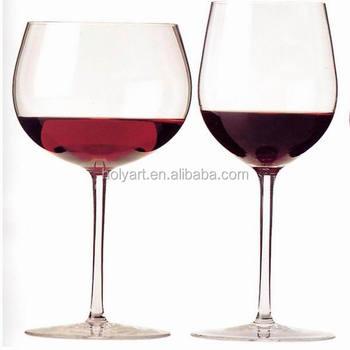 Hot Sale High Quality Plastic Wine Glasses Buy Plastic