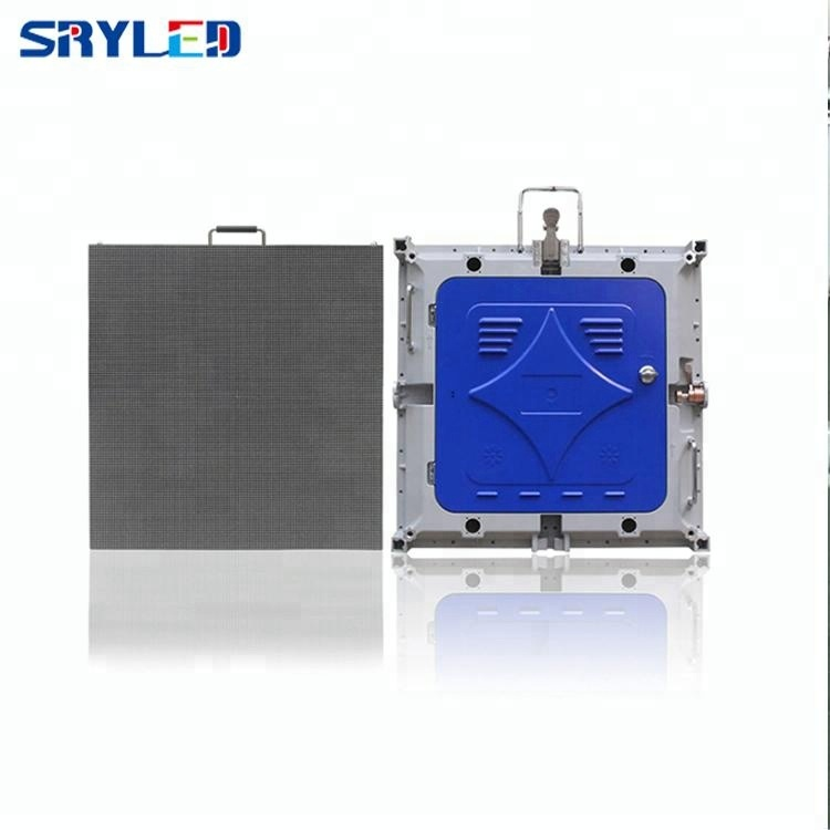 SRYLED P4 Indoor Stage LED Screen For Concert/ Advertising