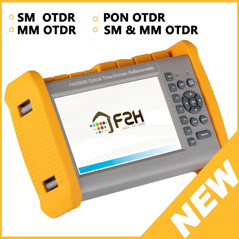 Grandway Fiber Optic EXFO OTDR SM&MM OTDR With VFL OPM OLS Touch Screen