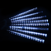 2015 Nightclub DJ decorative Meteor 3d dmx tube light led chasing meteor lights