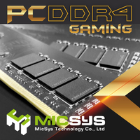 8GB 2400mhz DDR4 full compatible desktop memory ram for Gaming pc