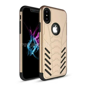 wholesale pc tpu shock proof armor phone case for iphone x hybrid case