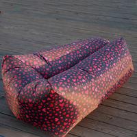 Inflatable Air Sofa Camping Lazy Bag Laybag Sleeping Bag