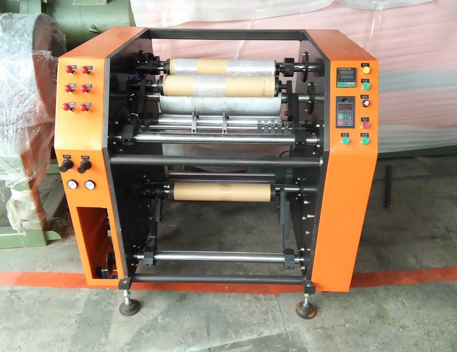 Plastic Packaging Products PE Cling Film Machine
