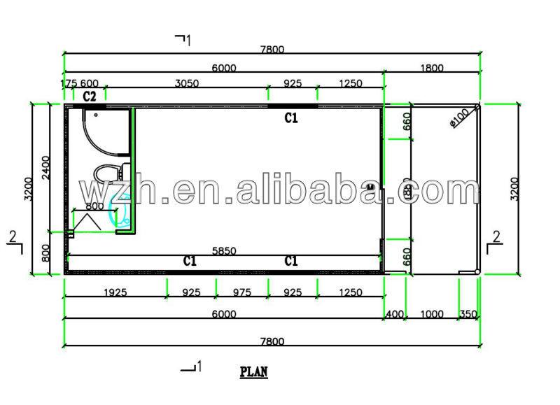 Moveable Tiny House Prefab,Customized Prefab Small Houses