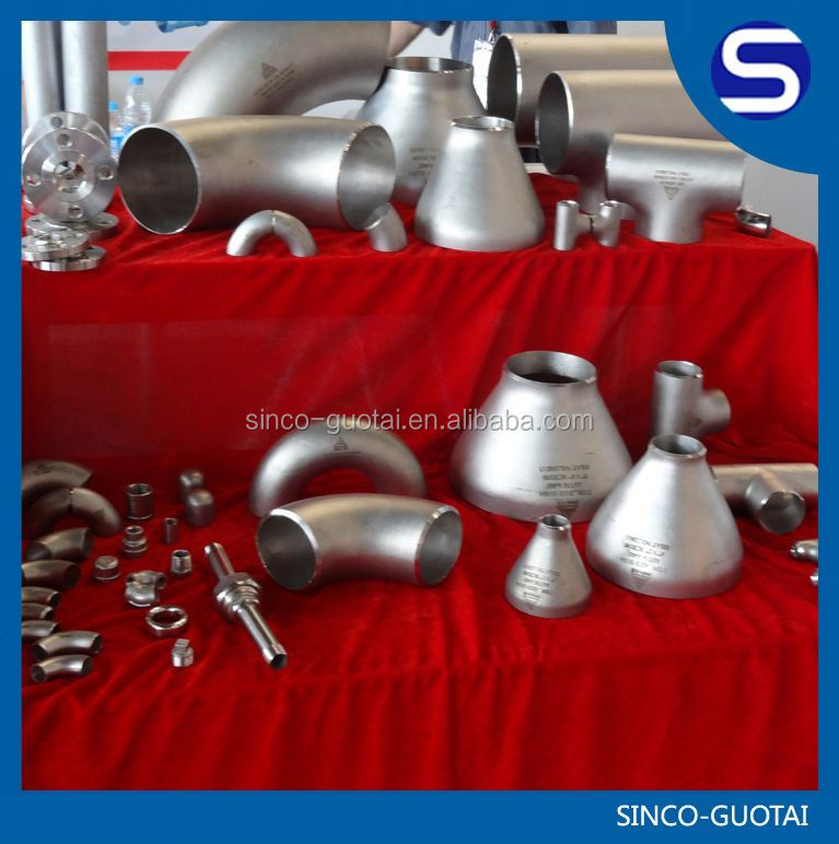 Hot sale stainless steel welded pipe tee ss304 316