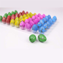 New Design Hot Sale Water Expanding Plustic Dinosaur Toys Hatching Eggs Growing Pet Egg Kid Toy as Hatchima egg