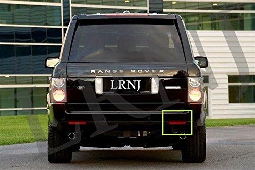 LAND ROVER RANGE ROVER L322 REAR BUMPER REFLECTOR - RH / PASSENGER NEW OEM PART# LR006348