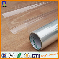 Factory Directly roll flexible soft pvc shrink film of CE and ISO9001 standard