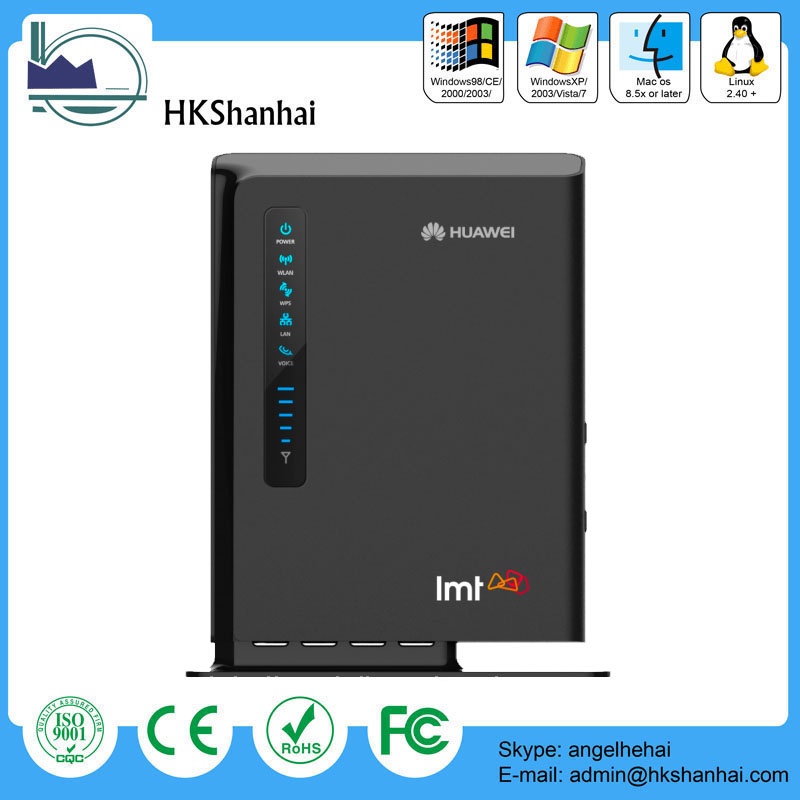 Hot offer 802.11/b/g/n huawei e5172 4g lte cpe industrial wifi router