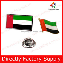 UAE National Day gifts uae flag lapel pin badge or tie pin