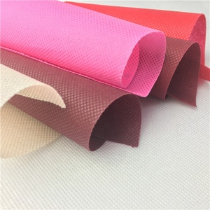 polypropylene nonwoven fabric price per kg/bag materials raw pp spunbond non-woven fabric/recycled non woven fabric price