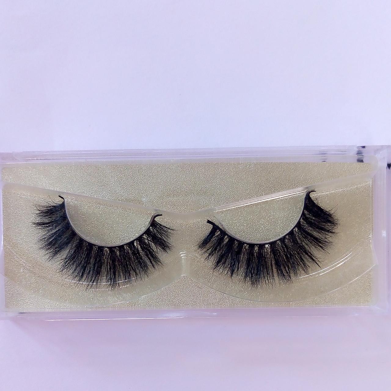 3D mink lashes handmade  Cruelty-free false eyelash