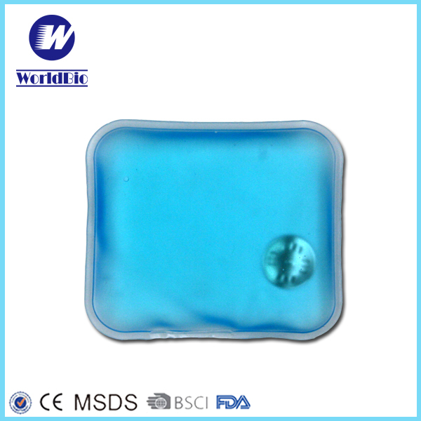 PVC hand shape gel hand Warmer