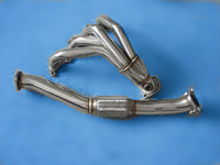 High performance Exhaust meffler header system for car