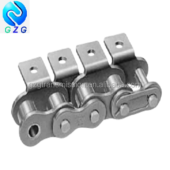 Roller Chain With Attachments A1 k1 sa1 sk1 - Buy Roller Chain With  Attachments,Roller Chains With K1 Attachment,Roller Chain With Attachments  A1
