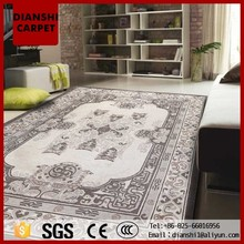Eco-Friendly Handmade Wool Carpet Rug For Sitting Room