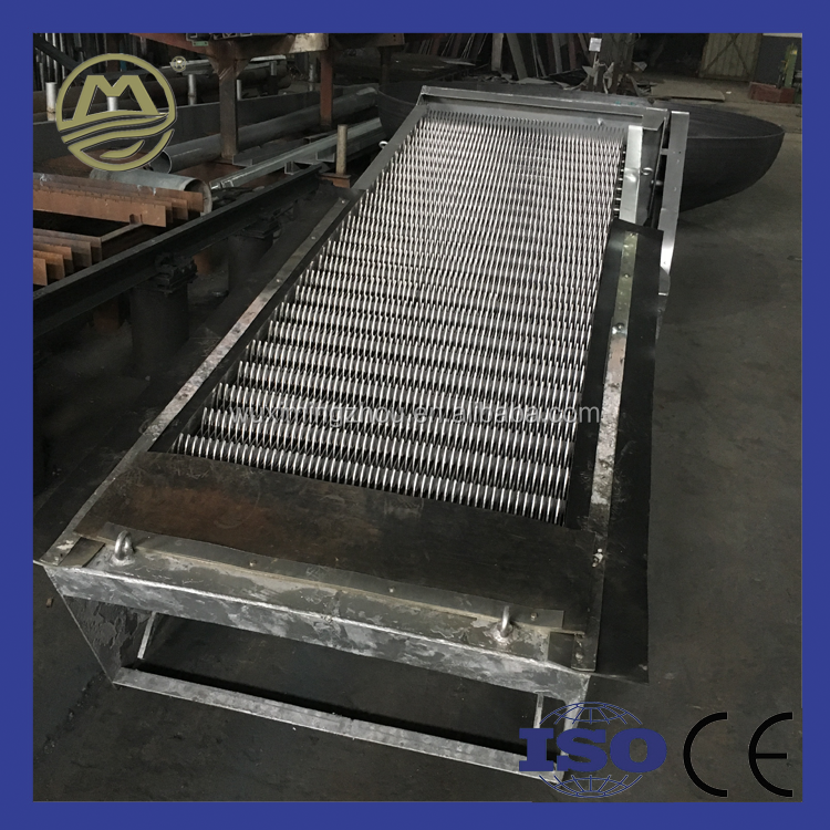 Factory Price Manufacturer Supply Automatic Machinery Bar Screen