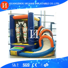 High Quality 0.55mm PVC material Jumping bouncer , airflow bouncer , rock bouncer for sale