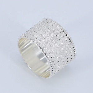 China Fashion Napkin Ring For Wedding 5828eb7881d0