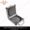 custom shockproof easy carrying low price lightweight hard aluminum vinly record storage case