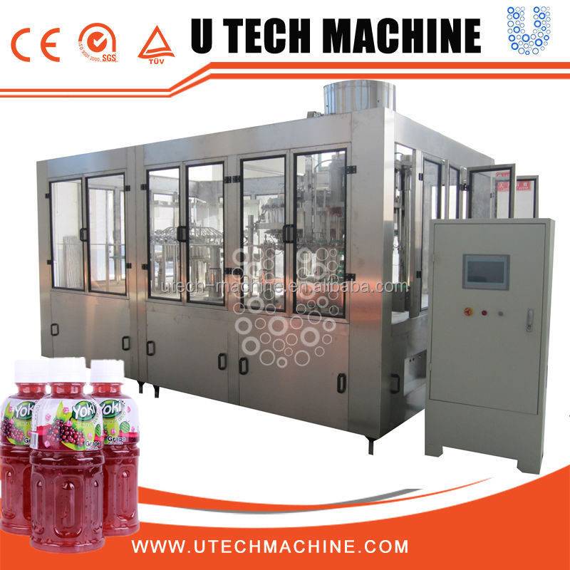 Automatic 3 in 1 mulberry juice Production Line