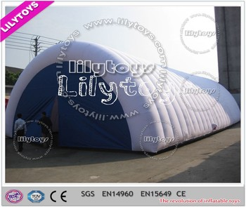 Newest style inflatable dome tent inflatable igloo tent tunnel for event/party/ activity & Newest Style Inflatable Dome TentInflatable Igloo Tent Tunnel For ...