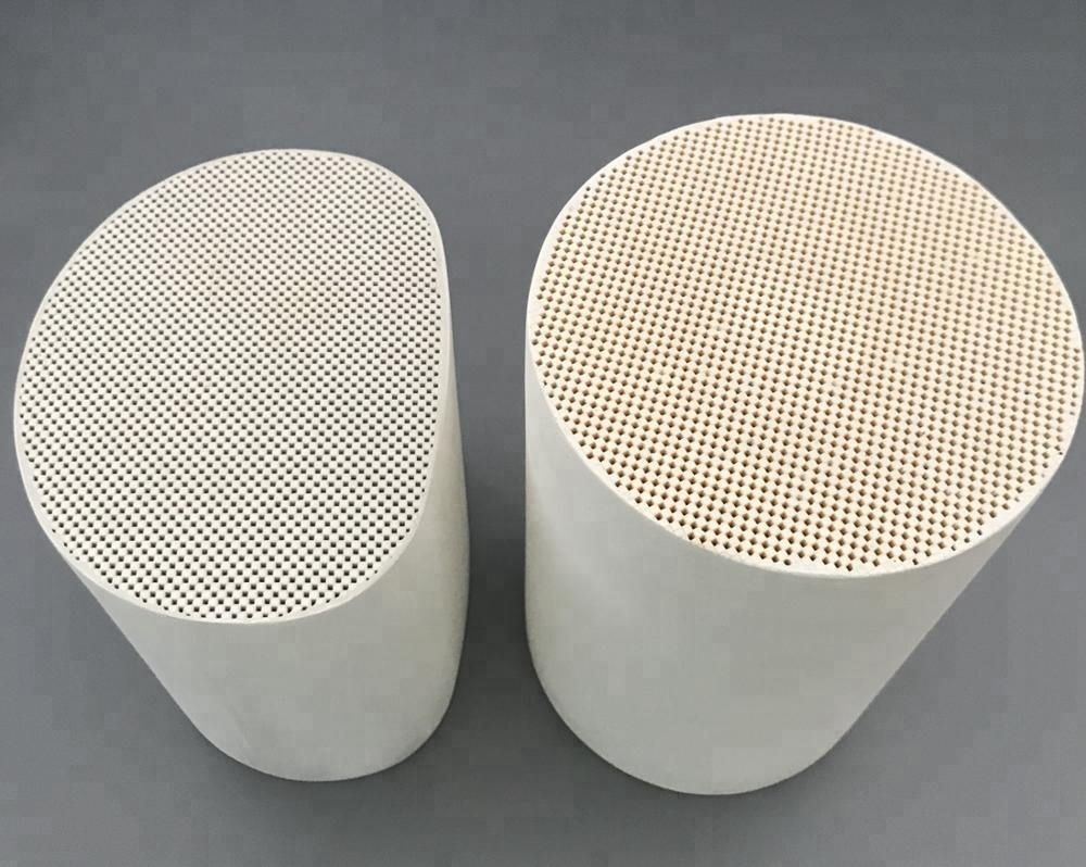 Cordierite DPF Diesel Particulate Filter for auto exhaust