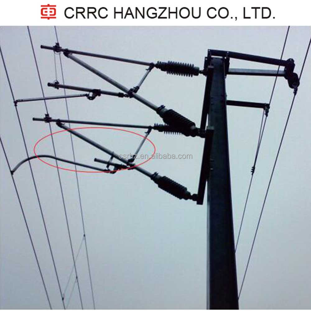 2016 Popular Sale CRRC Hangzhou Overhead Catenary System Parts Non- limit Positioner