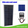 China wholesale small solar panel 100w Poly Solar Panel With CE Approval