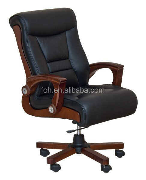 Business Furniture Wholesale Floor Protector Chair/ Office Executive Chair(FOH-B85-2)