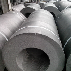 China Manufacturer/supplier low price Graphite electrodes for arc steelmaking companies