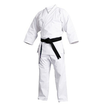 tradizionale 12 once uniforme karate