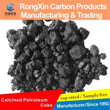 Calcined Petroleum Coke For Carbon Additive / Cpc / Calcined Petroleum Coke  Prices With High Carbon,Low Sulfur,Low Nitrogen - Buy Calcined Petroleum
