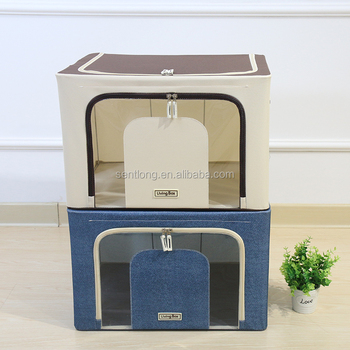 Beautiful Bo For Storage 600d Oxford Cloth Foldable Box Shirt