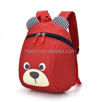 3f985df2e Lovely Bear Printing Kids School Bags Online For Kindergarten - Buy ...