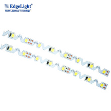 Mini led stripcontinuous lunghezza flessibile <span class=keywords><strong>striscia</strong></span> luminosa a led <span class=keywords><strong>lettera</strong></span> <span class=keywords><strong>di</strong></span> <span class=keywords><strong>scanalatura</strong></span> flessibile <span class=keywords><strong>striscia</strong></span> Principale SMD2835