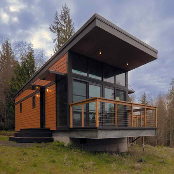 Luxury Flat Pack Shipping Container House Price To Philippines View Philippines Houses Prefabricated Hege Product Details From Foshan Hege Steel