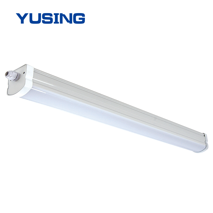 High Lumen IP65 Triproof LED Tube 4ft 36W Waterproof Luminaires