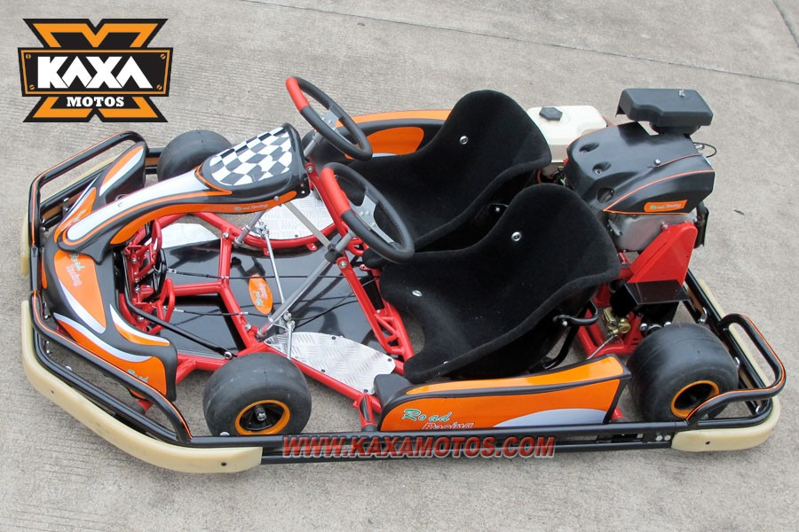 270cc 9HP 2 Seat Cheap Go Karts for sale