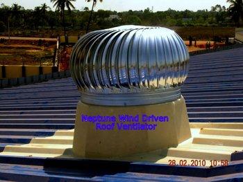 Neptune Turbo Ventilator Buy Wind Driven Rooftop Turbo