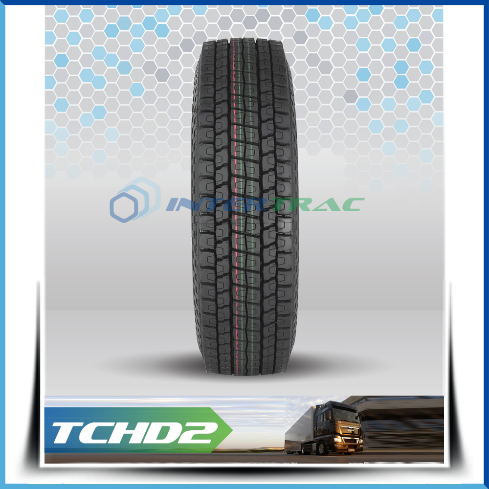 Intertrac brand tire 295/80r22.5 tyre best price dealers