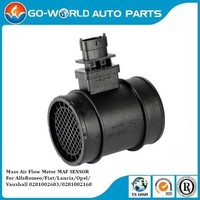 FOR OPEL / VAUXHALL COMBO CORSA D ASTRA / H AIR MASS FLOW METER SENSOR 93178243 55350048